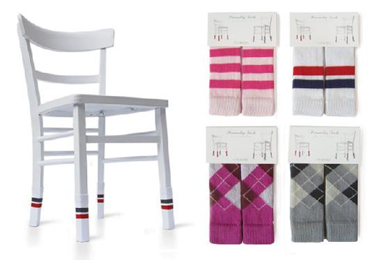 Cambio di stagione la moda veste il design for Feltrini per sedie