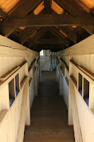 Jurkovičův dřevěný most do zámecké zahrady/The Jurkovič Wooden Bridge to the Castle Garden