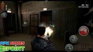 Max Payne Android Mobile Game