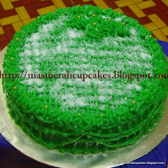 Kek Pandan Layer