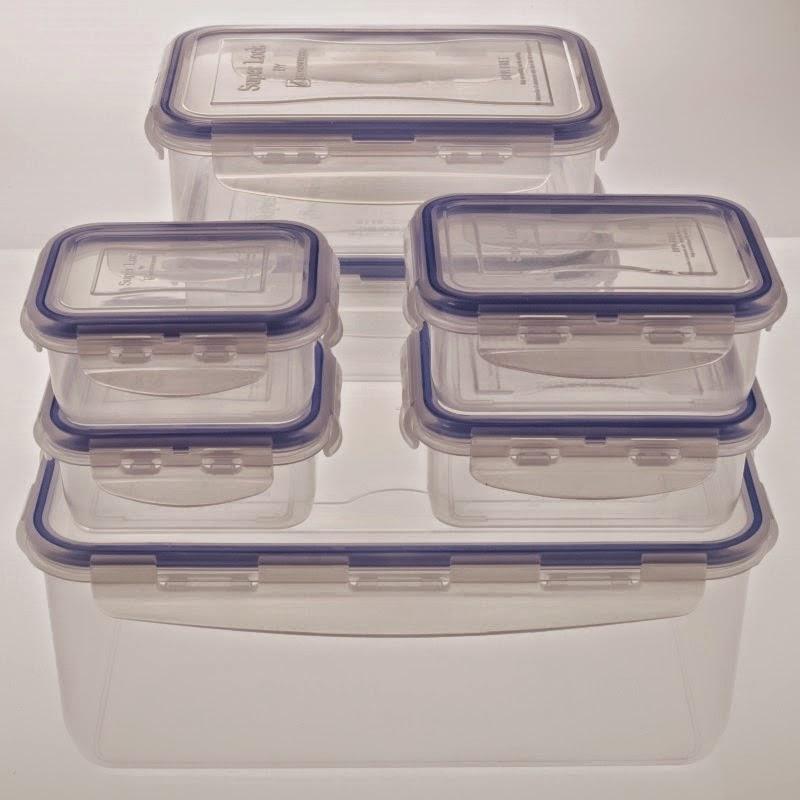 plast opbevaring til mad