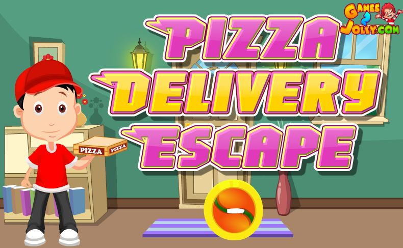 Pizza Delivery Escape Wal…