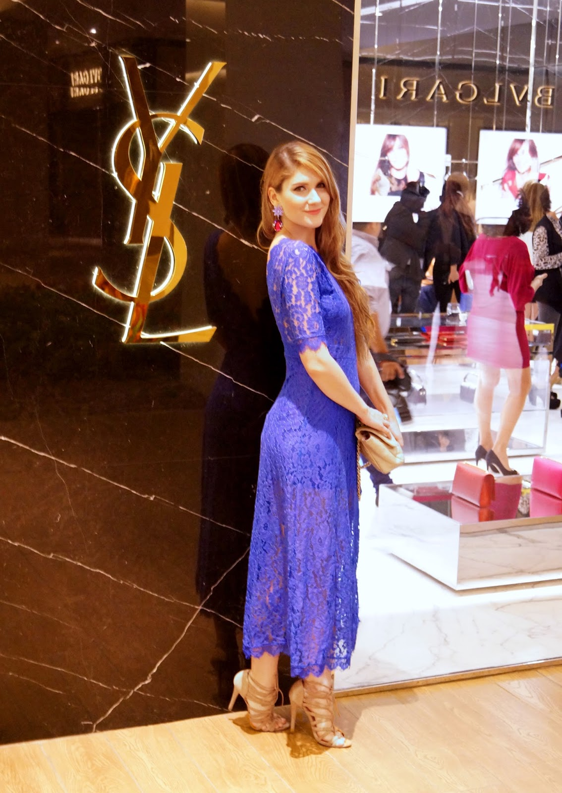 Opening of YSL in Panama City