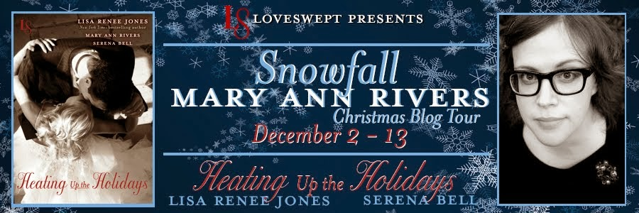 Snowfall Mary Ann Rivers Christmas Blog Tour