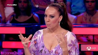 Monica Naranjo Tu cara me suena mini