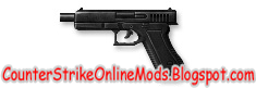 Download Glock18 from Counter Strike Online Weapon Skin for Counter Strike 1.6 and Condition Zero | Counter Strike Skin | Skin Counter Strike | Counter Strike Skins | Skins Counter Strike
