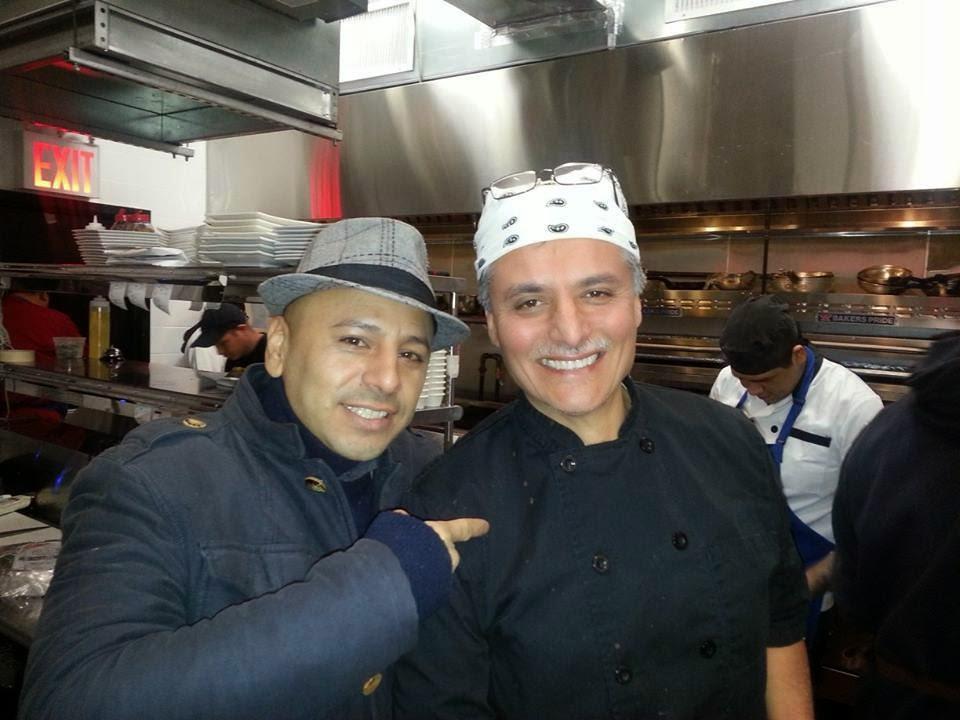 Chef Carlos La Cruz