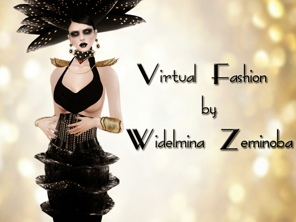 Virtual Fashion by Widelmina Zeminoba