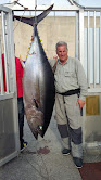 Patudo 153 kg -  Agosto 2016