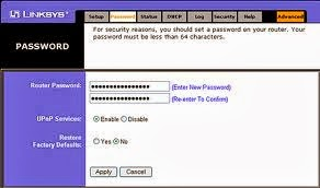 Linksys Router Login >> Default Linksys Router Passwords For Admin Login Linksys