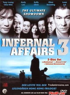 Phim Vô Gian Đạo 3-Infernal Affairs 3