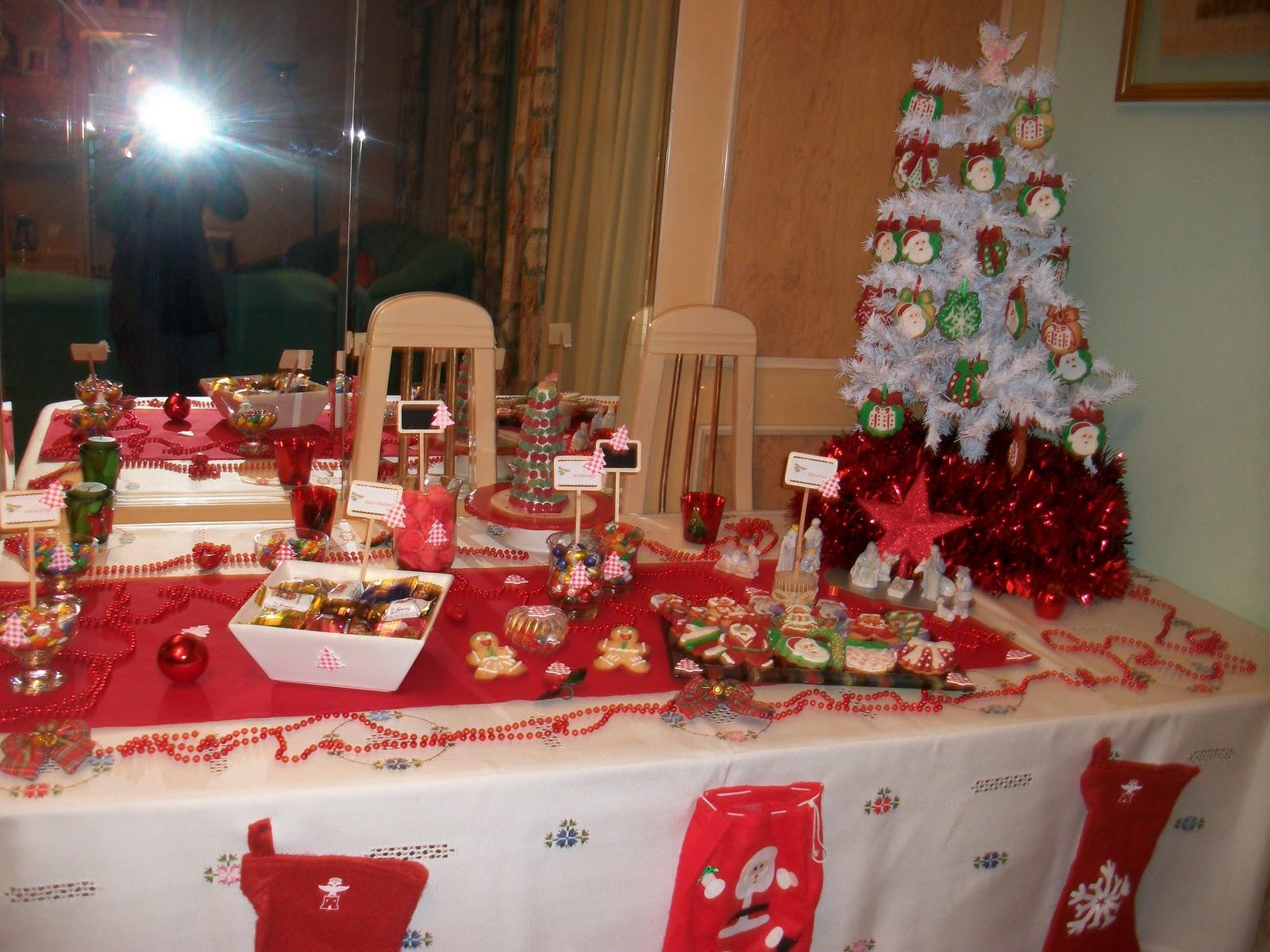 Con un poquito de az car mesa dulce de navidad - Mesas dulces de navidad ...