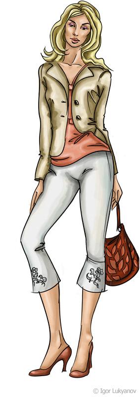 Drawing sketch a day by igor lukyanov april 2011 - Mobeldesigner italien ...