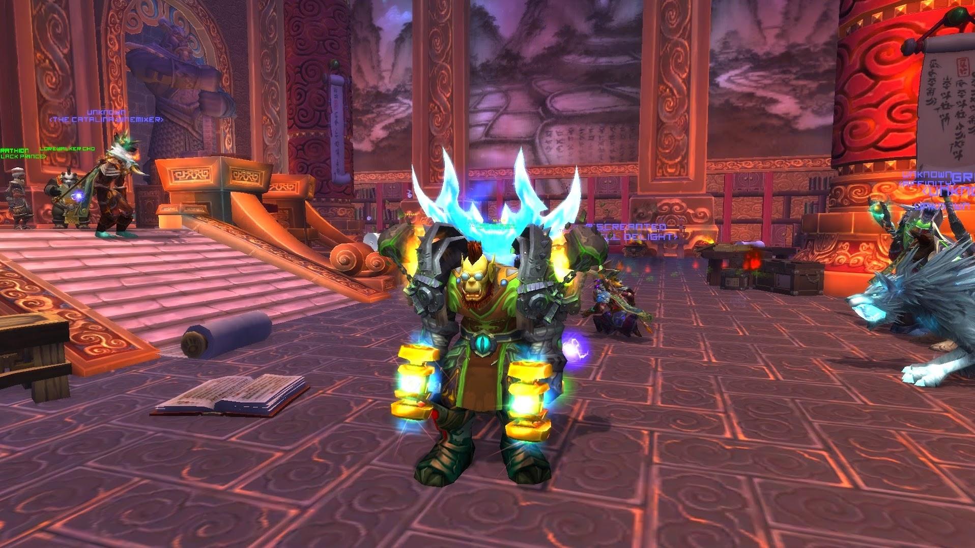 World of Warcraft Shaman