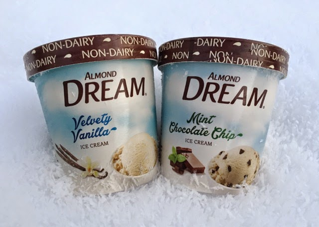 Almond Dream Dairy-Free Ice Cream
