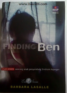 Novel Finding Ben by Barbara Lasalle