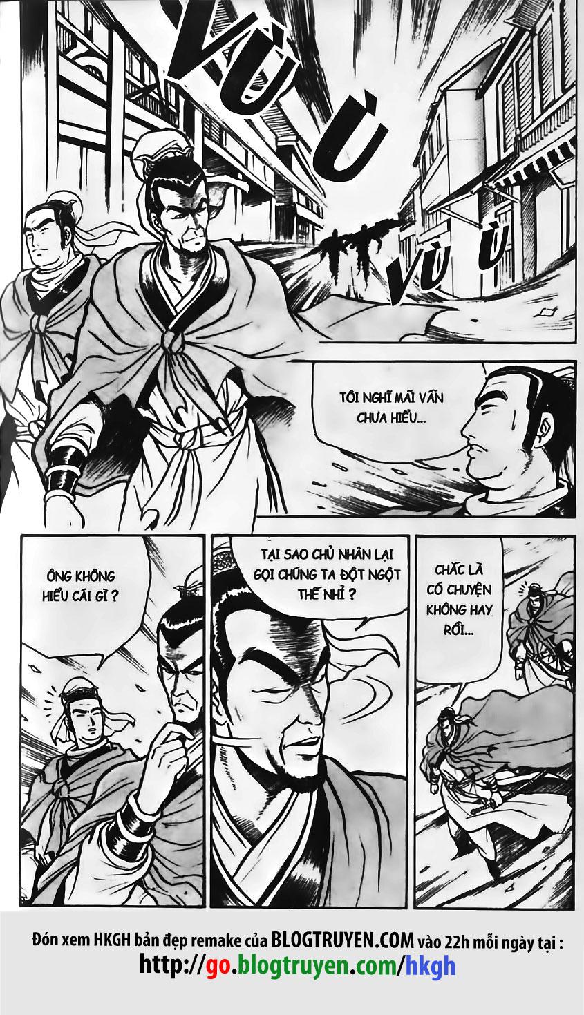 Hiệp Khách Giang Hồ chap 6 page 30 - IZTruyenTranh.com
