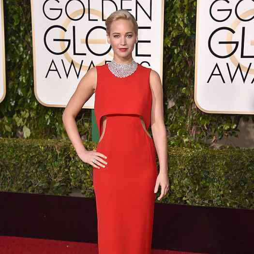 Celebrities Who Looked Fit and Fabulous at the Golden Globes
