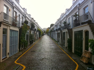 Holland Park Mews, London