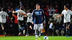 messi no hizo ningun gol en la copa america 2011