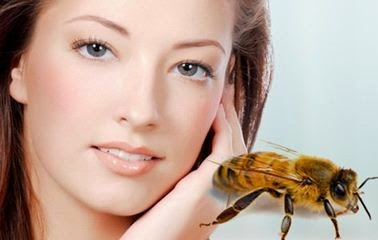 masca faciala venin albine
