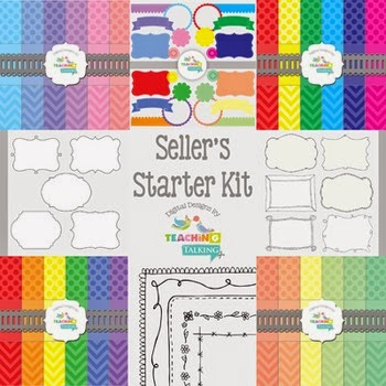 Teaching Talking's Seller Starter Kit