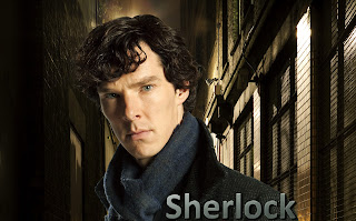 Benedict Cumberbatch as Sherlock Homes HD Wallpaper