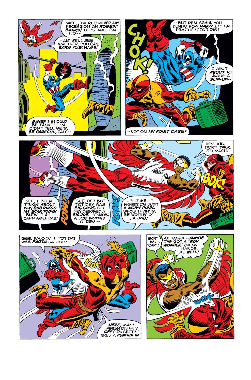 Captain America (1968) Issue #182 #96 - English 16