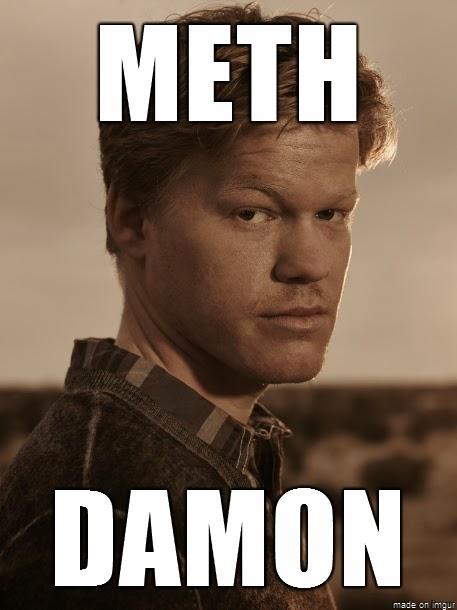 Meth Damon γνωστό και ως meth damon). Matt Damon