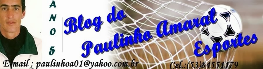 BLOG DO PAULINHO AMARAL