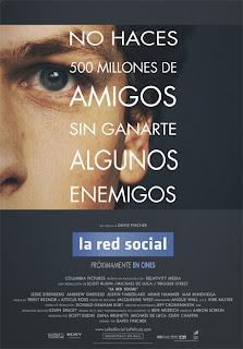 """Película """"The Social Network"""" (2010)"""