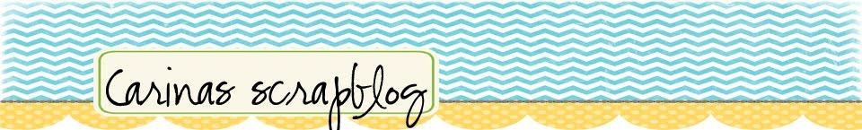 Carinas scrapblog