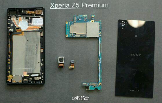 Inilah sistem pendingin chipset Snapdragon 810 pada Sony Xperia Z5 Premium