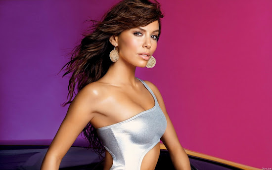 Hollywood Actress Eva Longoria Glamorous Wallpaper