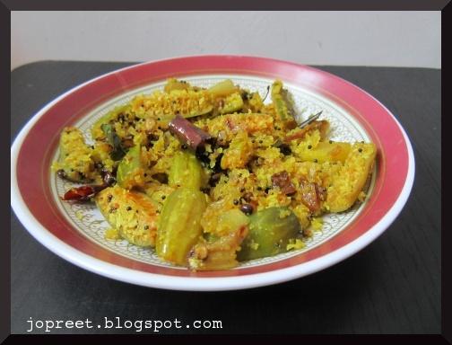 Ivy Gourd Stir-Fry (Kovakkai Fry) | Jopreetskitchen
