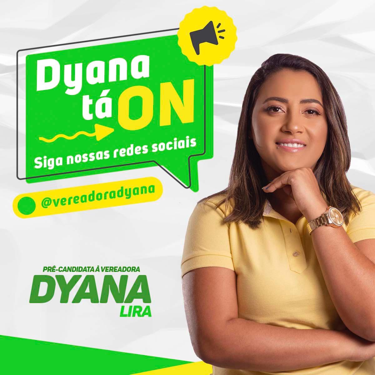 Redes sociais da Ver Dyana Lira