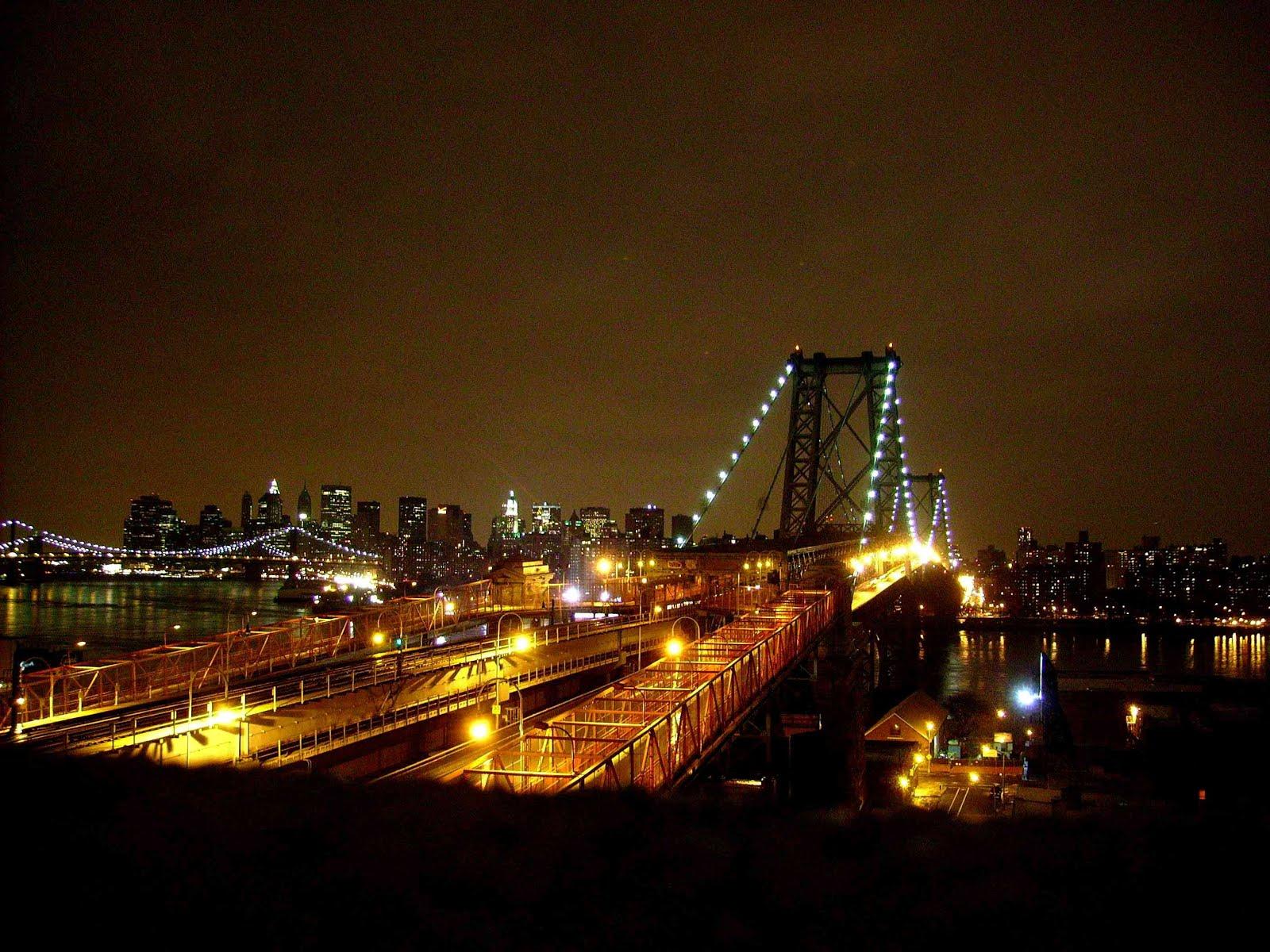 Williamsburg bridge Brooklyn NYC