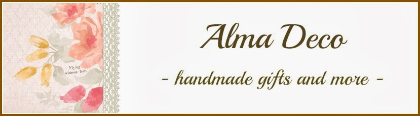Alma Deco - handmade gifts & more