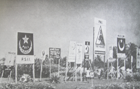 Sejarah pemilu 1955 beserta Asas, Dasar Hukum Penyelenggeraan, Badan Penyelenggara Pemilu dan Peserta Pemilu 1955