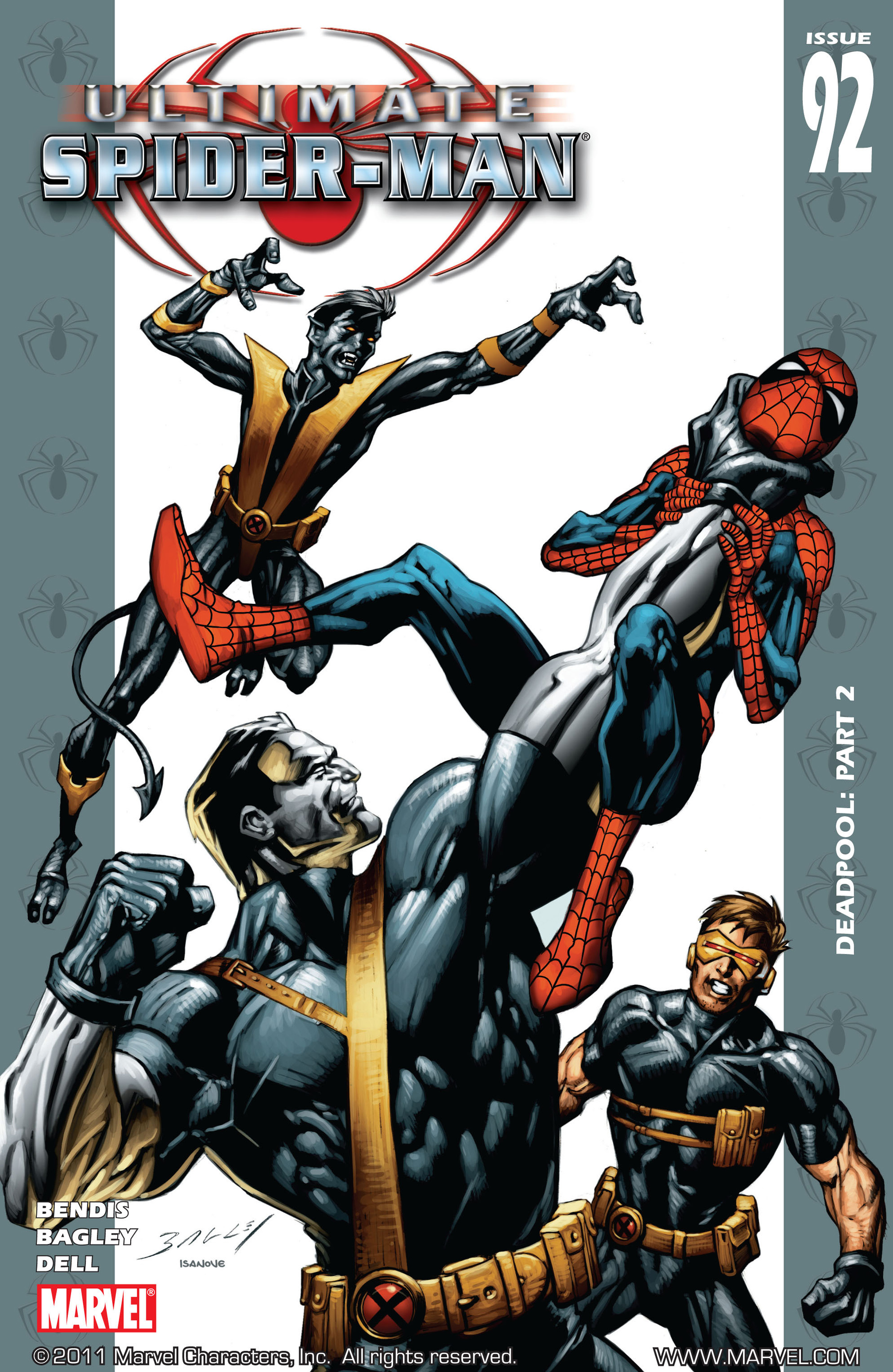 Ultimate Spider-Man (2000) Issue #92 #96 - English 1