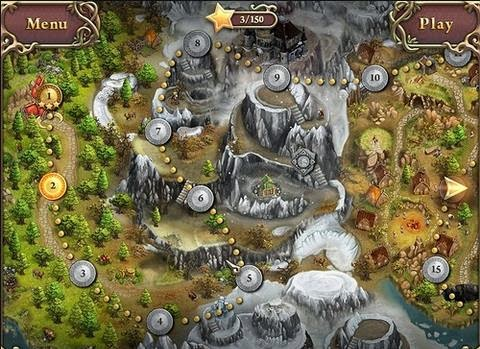 Gameplay Northern Tale 3