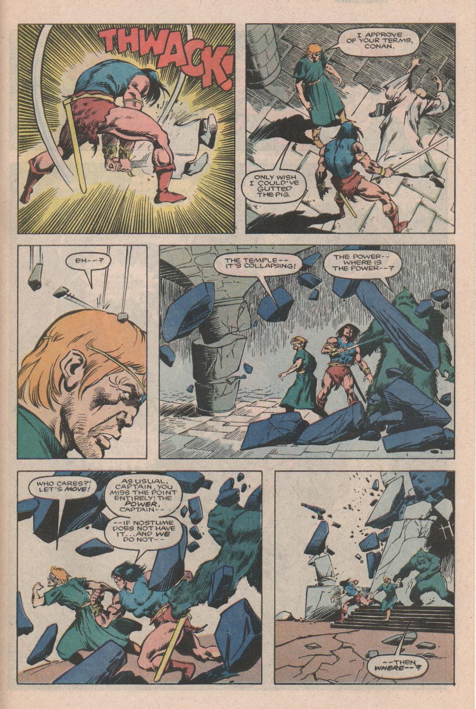 Conan the Barbarian (1970) Issue #177 #189 - English 22