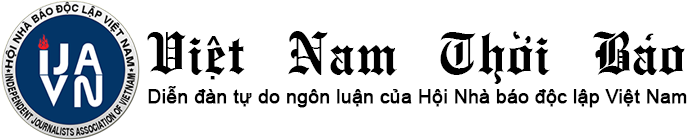 Việt Nam Thời Báo - Hội nhà báo Độc lập Việt Nam (VNTB - IJAVN)
