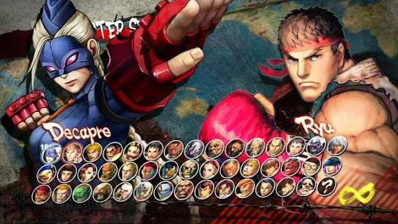 Ultra Street Fighter IV ScreenShot 01
