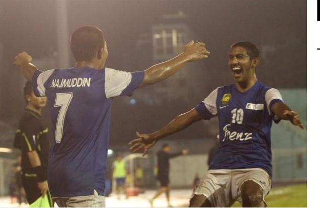 Skuad Malaysia U 16 Semakin Menghampiri Kejuaraan AFC malay