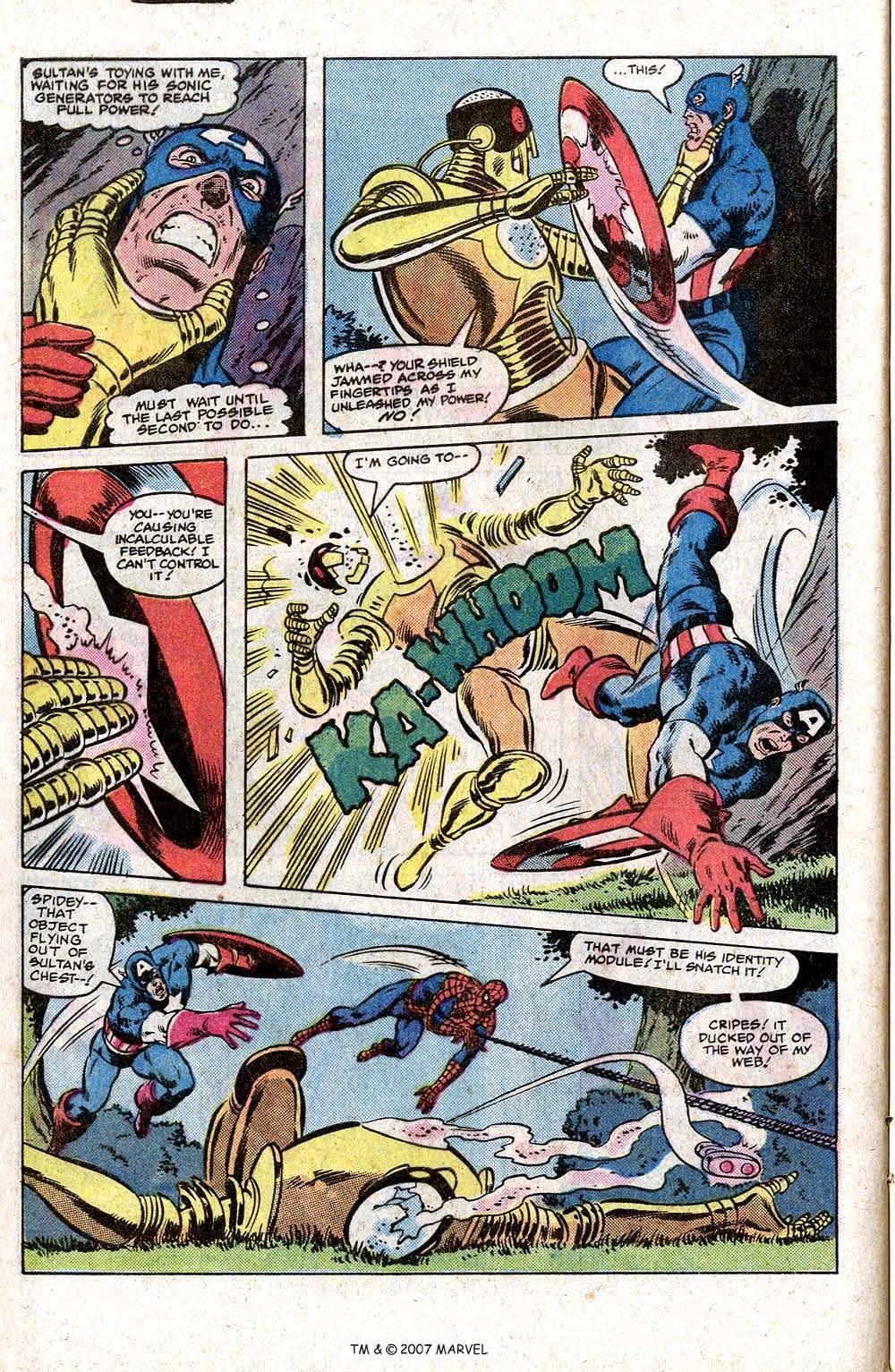 Captain America (1968) Issue #266 #181 - English 28