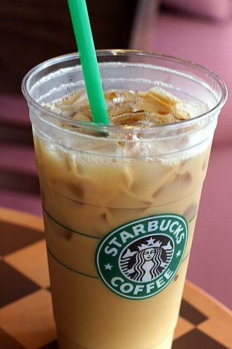 Good Cold Coffee Drinks At Starbucks