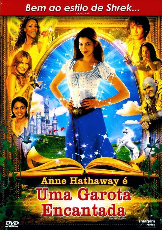Uma Garota Encantada – Dublado (2004)