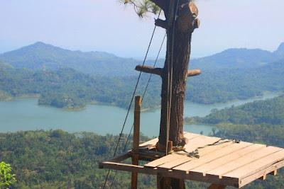 Rumah Pohon Kalibiru Kulon Progo