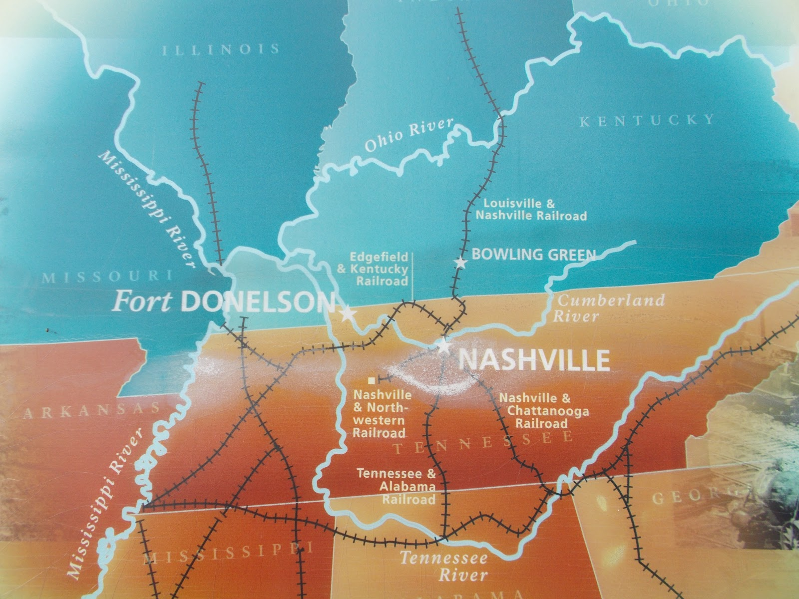 Tarras Travels Grand River Kentucky to Fort Donelson Tennessee